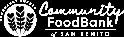 Community Food Bank of San Benito County logo