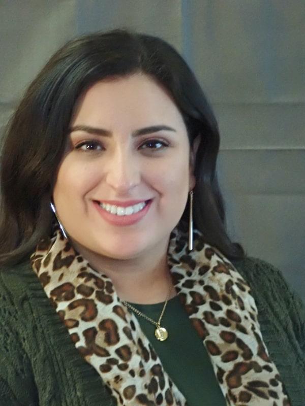 Erika Vallin headshot
