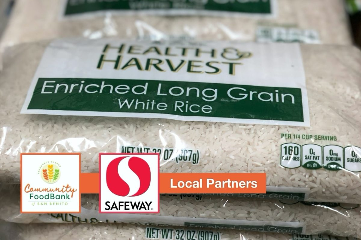 Food bank local partner Safeway grant funding